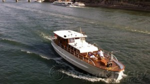 Rondvaart luxe privé boot Parijs Seine