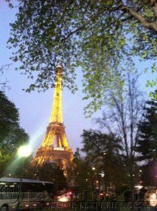 Arrangementen voor groepen rondom de Eiffeltoren - Lex and the City