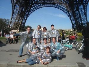 Groepsuitje in Parijs | Eiffeltoren Backstage