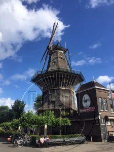 Het meeste markante gebouw in Amsterdam-Oost is Molen de Gooyer. Hier is ook Brouwerij 't Ij gevestigd. Hier kun je via Lex and the City een proeverij volgen.
