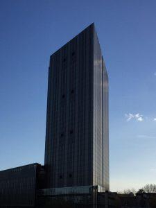 Science Park maakt deel uit van het Nieuwe Amsterdam. Dit is een datatower.