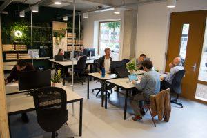 Co-working in De Indische Buurt in Amsterdam-Oost - Duurzaam huren Amsterdam
