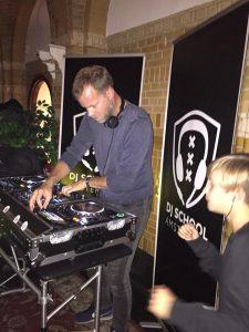 Olivier Meijs vertelt de story van DJ School Amsterdam