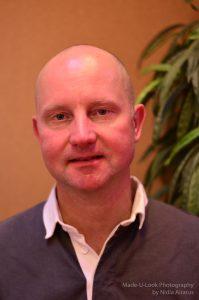 Lex van Buuren gidst privé tours in Amsterdam-Oost voor zijn bedrijf Lex and the City