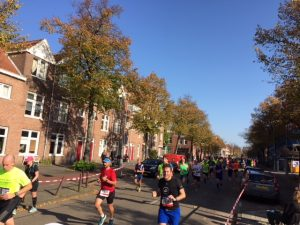 The annual Marathon passing by in Amsterdam East Indische Buurt 2017 - Eastern Lexperience