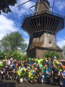 Sportieve verhalenverteller in Amsterdam-Oost