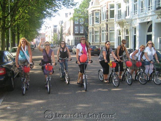 Steppen tijdens een vrijgezellenfeestje   Sportief Groepsuitje Amsterdam