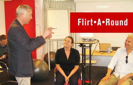 Workshop in Amsterdam-Oost | Zakelijk verleiden | Als onderdeel van een teamuitje, bedrijfsuitje of bedrijfsevent