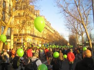 Ballonnen puur plezier voor groepen in Parijs