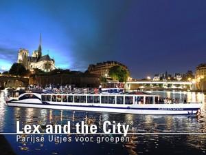 Maatwerk events op de Seine in Parijs | groepen