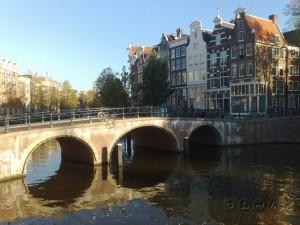 Amsterdam is near