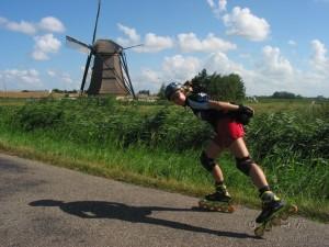 Enjoy the Dutch Windmills