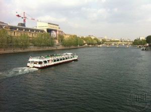 Lunch Cruise op de Seine voor groepen met Lex and the City