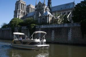 Bootje voor huwelijksaanzoek Parijs EUR 425,-
