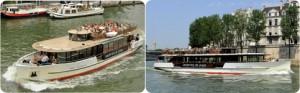 Bezienswaardigheden Parijs verkennen tijdens een rondvaart over de Seine Lex and the City
