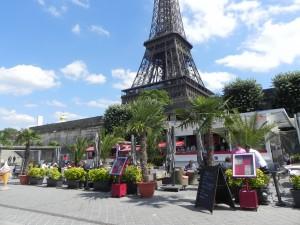 Boottocht Seine | Terras met uitzicht op de Eiffeltoren erna | lunchen met groep