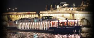 Rondvaart Seine, Bedrijfsarrangementen Parijs met Lex and the City