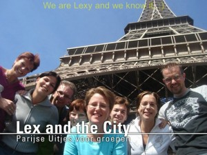 Foto van Lex and the City: Specialist voor groepen in Parijs