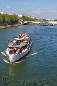 Borrelboot: uitstapje in Parijs langs de bezienswaardigheden