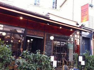 Restaurant Pères et Filles in Parijs prima lunchplek voor een groep