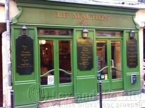 Restaurant voor kleine groepen in Saint-Germain des Prés achter Saint-Sulpice Parijs