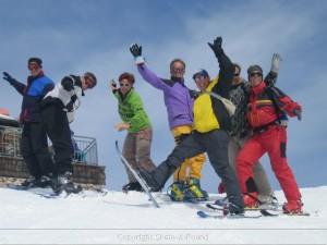 Wintersport Oostenrijk skiën, boarden en bladen, Blade-A-Round (38)