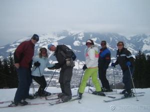 Wintersport groepsreizen Lexperience