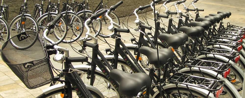 Fietshuur voor een fietstocht met Nederlandstalige gids in Parijs met Lex and the City