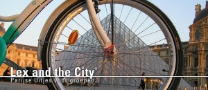 Zoekmachine marketing voor fietstours in Parijs - Schakel de leX factor, Lex and the City in