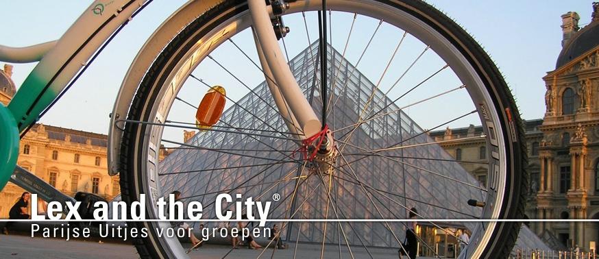 Zoekmachine marketing voor fietstours in Parijs - Schakel de leX factor, Lex and the City in