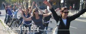 Mannelijke stripper Parijs fietsuitje