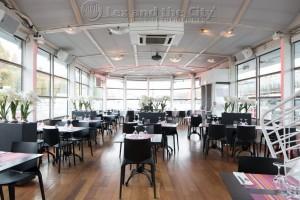 winter restaurant aan de kade van de Seine in Parijs met redelijke prijzen - Lex and the City