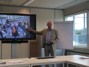 Lex van Buuren als trainer.