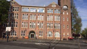 Timorplein in de Indische Buurt in Amsterdam-Oost - Foto van Lex and the City, organisator van tours in de Indische Buurt in Amsterdam-Oost