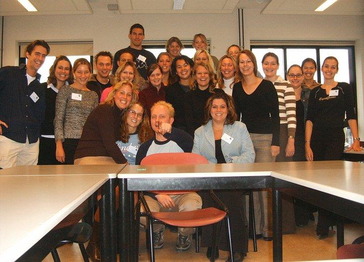Docent digitale marketing deed ervaring op als gastdocent op o.a. de NHTV in Breda.