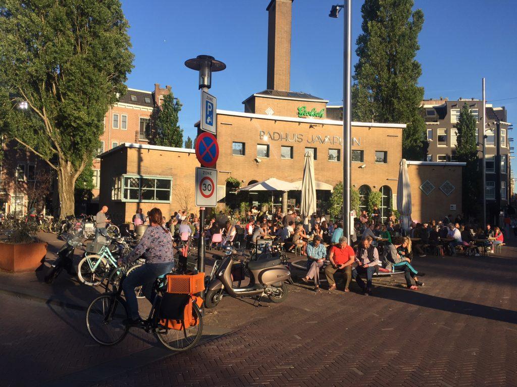 Lex and the City organiseert een fietstocht door de Indische Buurt en het Oostelijk Havengebied