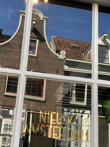 Peter Stuyvesant imagineerde in de 5e dimensie Nieuw Amsterdam. Dat deed hij in het West-Indisch Huis. Daar kwam de nederzetting Manhattan uit. Pas later werd het New York
