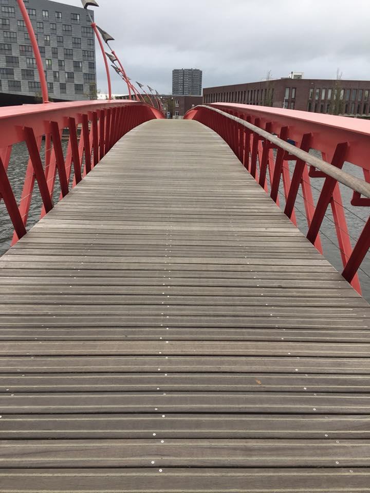 Amsterdam-Oost is een prima plek om te steppen met een gids | Amsterdam anders