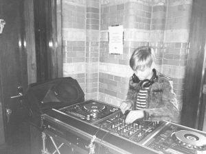 Jong DJ talent van DJ School Amsterdam - DJ Z-Bass is nu al een topper