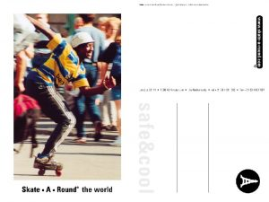 SEO storyteller with it's own postcards, this about rollerskating inj Paris. :)