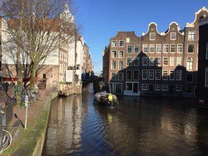 SEO Copywriter Amsterdam die ook foto's van de mooie stad maakt.