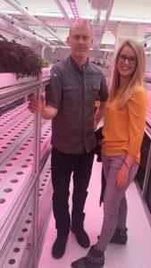 Rondleiding QO hotel tijdens Open Torendag met Malou Uitendaal en stadskas expert Matthias van den Berg