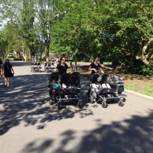 Tours inj Amsterdam-Oost ook in Oosterpark met Lex and the City