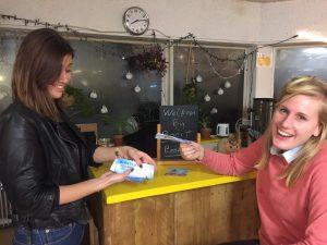 Vrijwilligerswerk bij BOOST in Amsterdam-Oost beloond met Makkie's