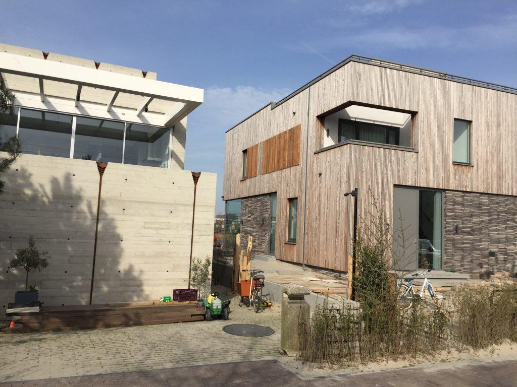 IJburg modern villas