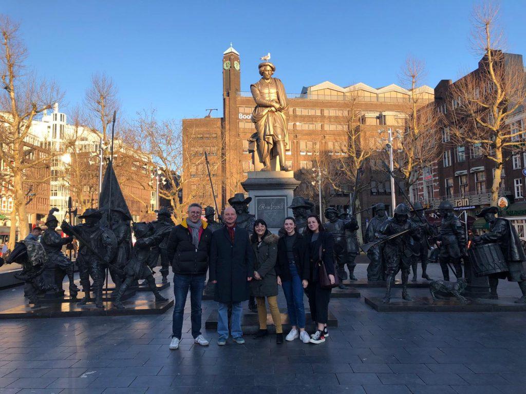 Guide locale francophone à Amsterdam - Lex van Buuren est guide local et il parle Français