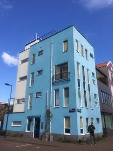 Architecture moderne à Amsterdam Est (IJburg) | Montré par le guide francophone amsterdam.