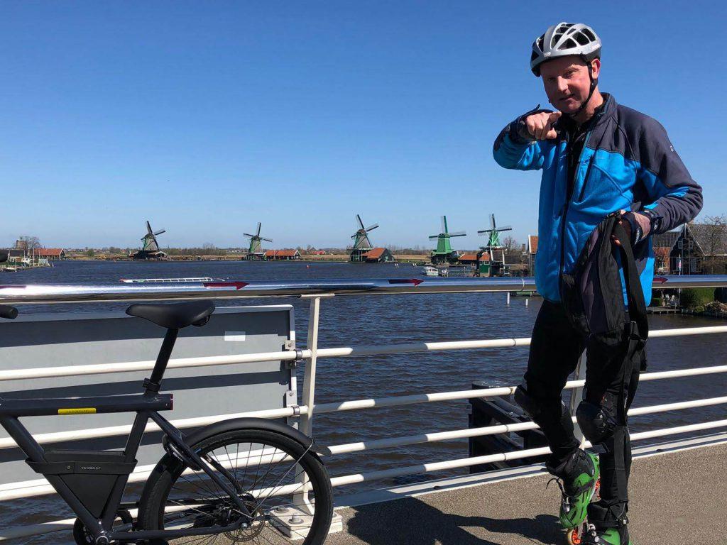 Tulpentour met Lex and the City - privé uitstap en eerst langs Zaanse Schans