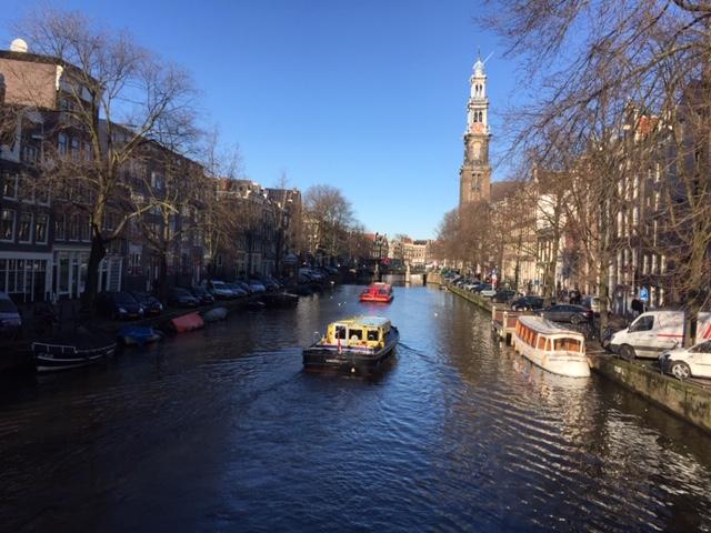 Stadswandeling Amsterdam - Jordaan Westertoren Negen straatjes - Lex and the City tour