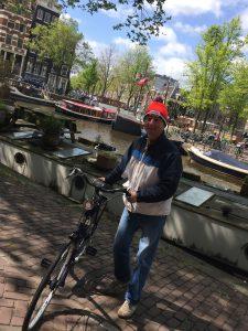 Jordaan wandeling met lokale prive gids in Amsterdam Lex van Buuren